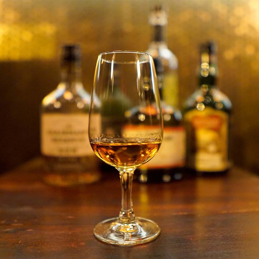 The Rabbithole Bar Rum Tasting